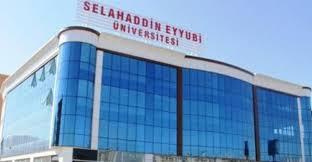Selahaddin Eyyubi Üniversitesi Öğretim Üyesi alım ilanı