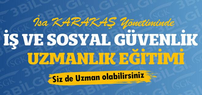 Ankara'da İlk Kez İş ve Sosyal Güvenlik Uzmanlığı Eğitimi