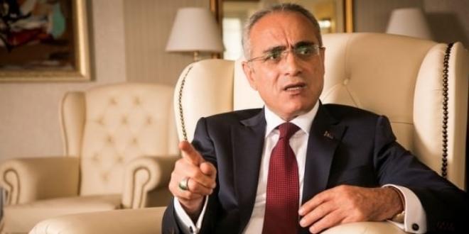 Yalçın Topçu, Erdoğan'ın başdanışmanı oldu