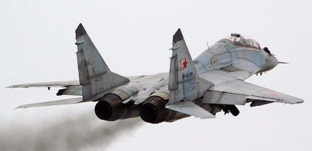 Rus uçağı Türk hava sahasını ihlal etti