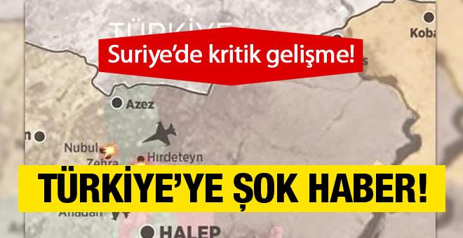 Suriye'de kritik gelişme! Türkiye'ye kötü haber