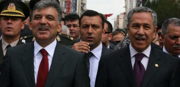 Abdullah Gül Arınç'la neler konuştu