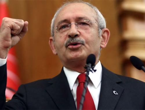 Kılıçdaroğlu'ndan Baykal'a AK Parti tepkisi