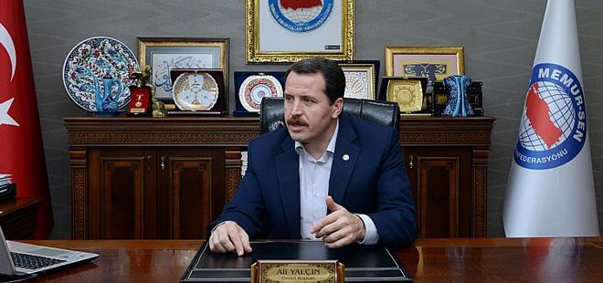 Ali Yalçın'dan Anayasa Komisyonu Tepkisi