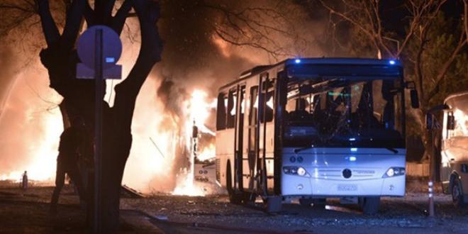 Ankara'daki patlama nerede ve nasıl oldu?