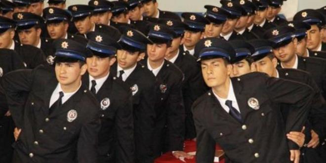 Polis Akademisi, amirlik eğitimi sınav sonuçlarını açıkladı