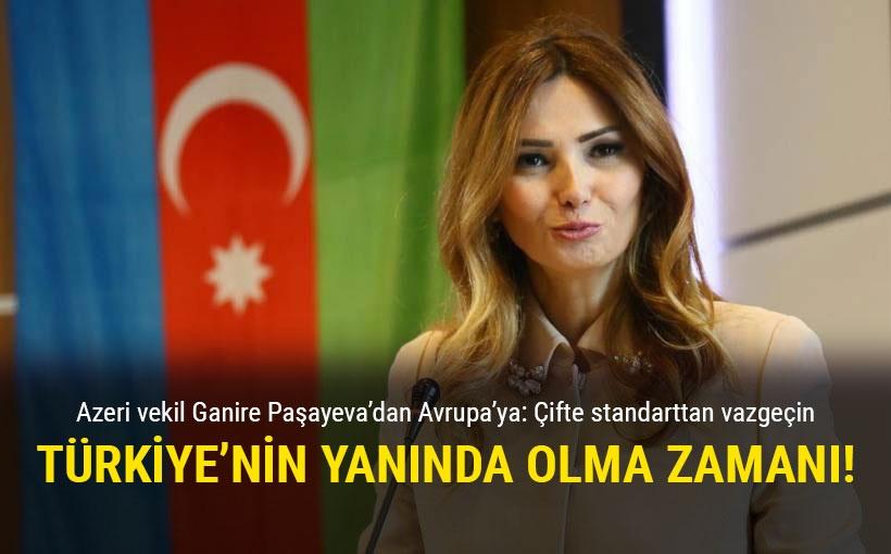 Türkiye'nin yanında olma zamanı
