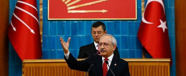 Kılıçdaroğlu'ndan HDP'ye taziye çadırı tepkisi