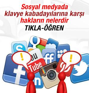 Sosyal medya saldırganlığına karşı haklar nelerdir