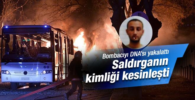 Ankara bombacısının kimliği kesinleşti!