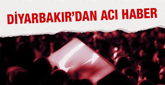 Diyarbakır Sur'da son durum şehit haberi geldi