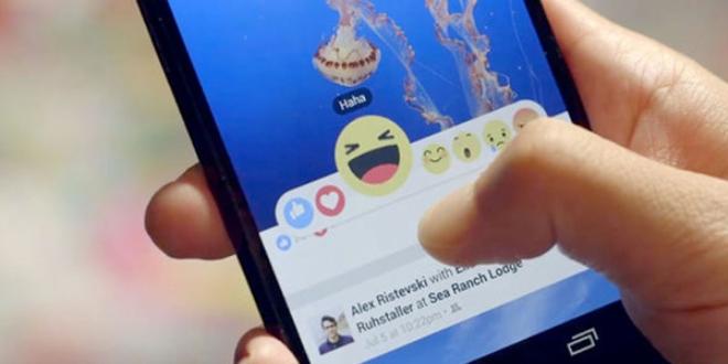 """Facebook'ta 'beğen"""" butonu değişiyor"""