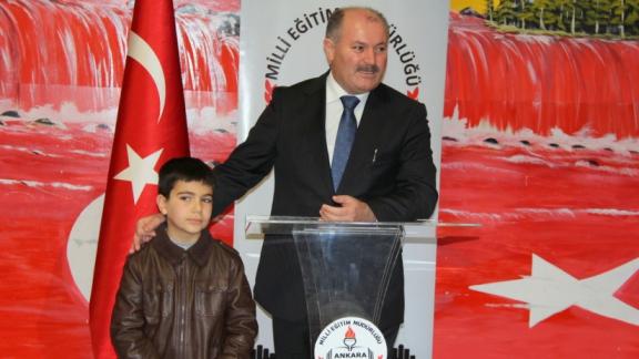 Ankara MEM'den Özel Yetenekli Öğrencilere Özel Proje