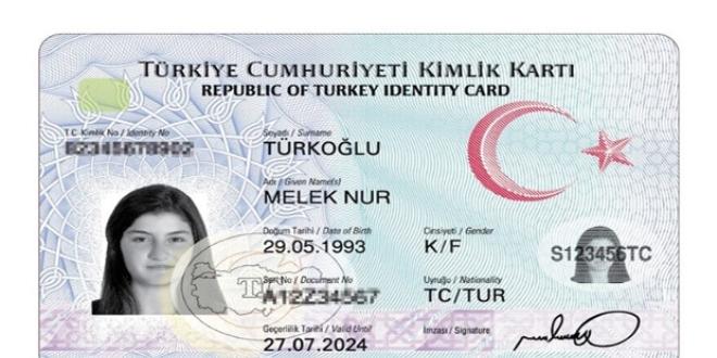 Çipli kimlikler, pasaport yerine de kullanılabilecek