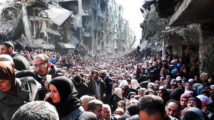 Suriye 3'e Bölünüyor! Kürt Devleti Kurulacak