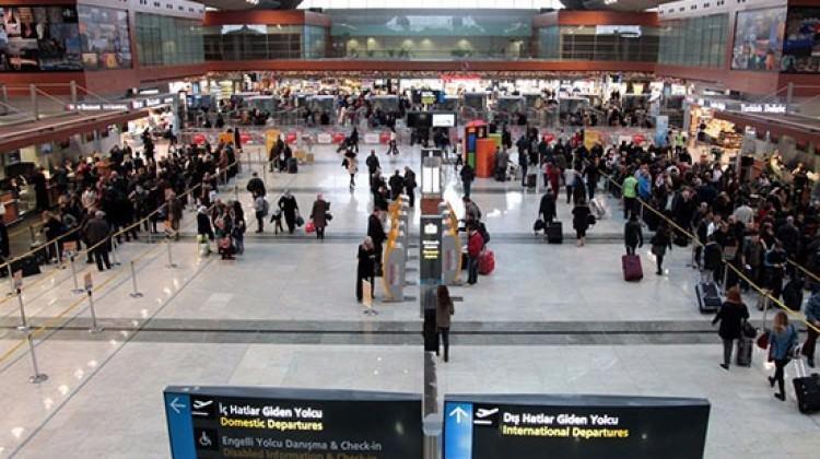 81 ilde alarm: Havalimanı, otogar, gar...