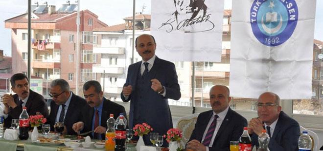 Türk Eğitim-Sen Sahaya İndi - Kırşehir, Nevşehir, Niğde ve Aksaray