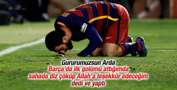 Arda Barcelona'daki ilk golünü attı!