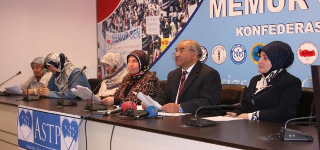 Mustafa Kır: Kadınlarımız cahiliye muamelesine tabi tutuluyor