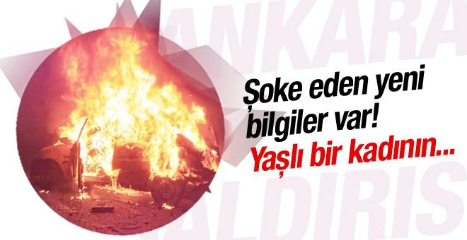Ankara patlaması nasıl oldu şoke eden yeni bilgiler