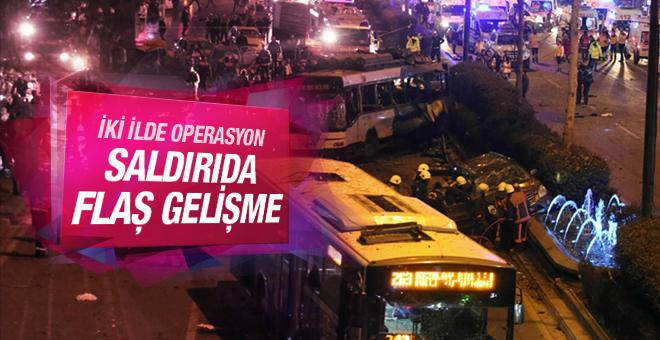 Ankara'daki saldırıya 11 gözaltı var!