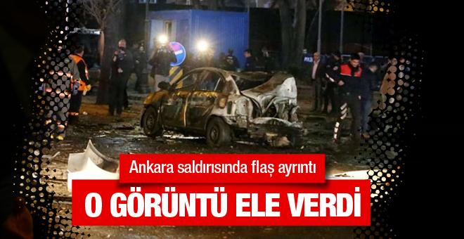 Ankara saldırısında üçüncü kişi aranıyor