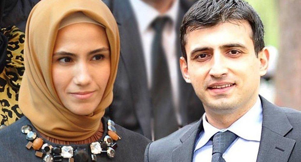 Sümeyye Erdoğan nişanlandı!