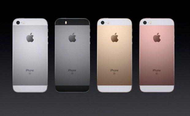 Apple yeni iPhone SE'yi tanıttı