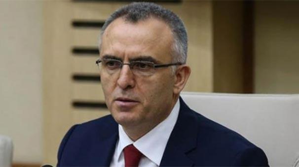 Maliye Bakanı Ağbal'dan taşeron işçi açıklaması
