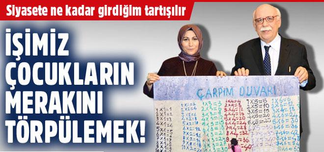 Bakan Avcı, Karar Gazetesine konuştu