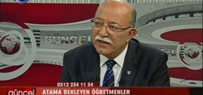 Genel Başkan Koncuk'tan Taşeron Tepkisi
