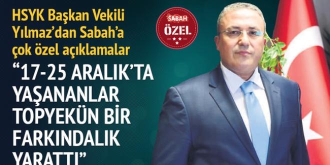 HSYK: Yargıda Gülenci yapıya asla geçit vermeyeceğiz