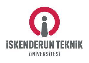 İskenderun Teknik Üniversitesi Öğretim Üyesi alım ilanı