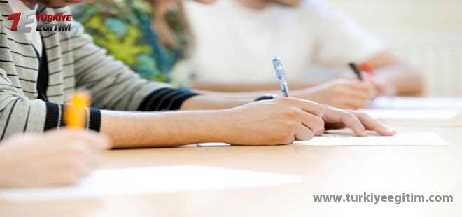 Öğrenciler soruları çaldı, yönetim sınavları iptal etti