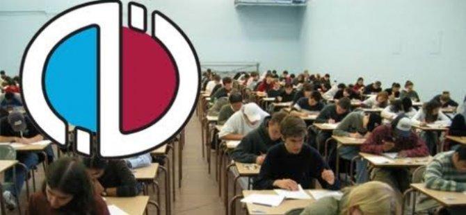 AÖF, tek ders sınavı ertelendi