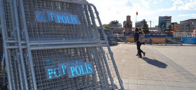 İstanbul Valisi: Taksim Meydanı 1 Mayıs'a kapalı