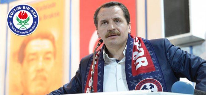 Ali Yalçın: Türkiye'nin hükûmet değil, anayasa sorunu var