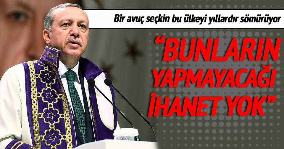 Erdoğan'a fahri doktora