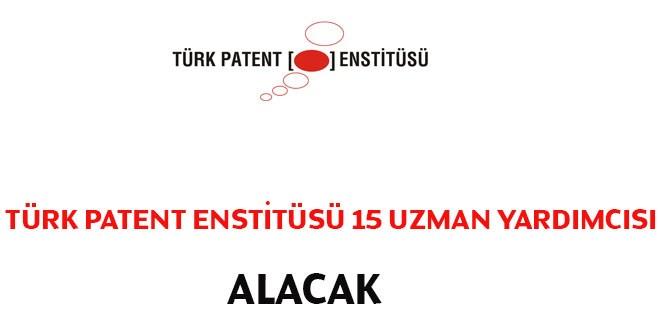 Patent Enstitüsü Uzman Yarımdıcı Alım İlanı