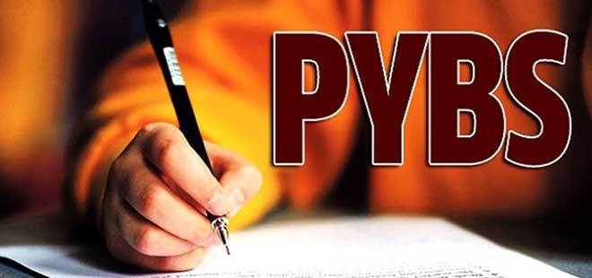 PYBS Bursluluk sınavı soruları (2016) – Ne zaman? 21 Mayıs pybs sınav soru ve cevap anahtarı