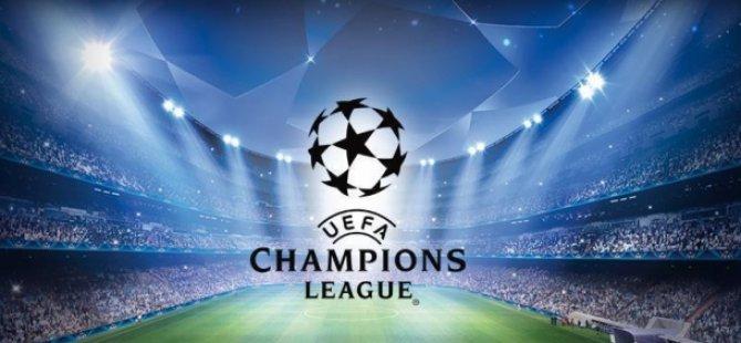 İşte Şampiyonlar Ligi'nin en iyi futbolcuları
