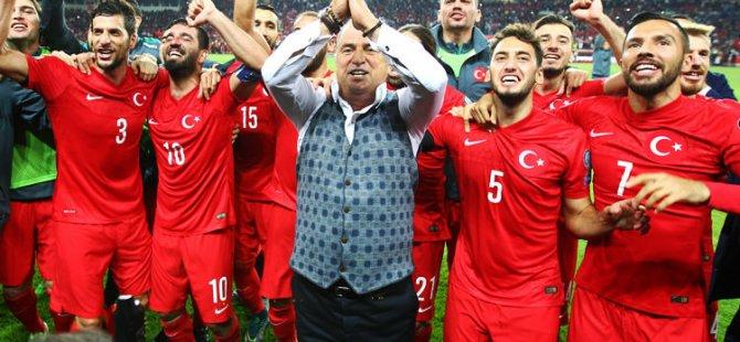 İşte A Milli Takım'ın Euro 2016 kadrosu!