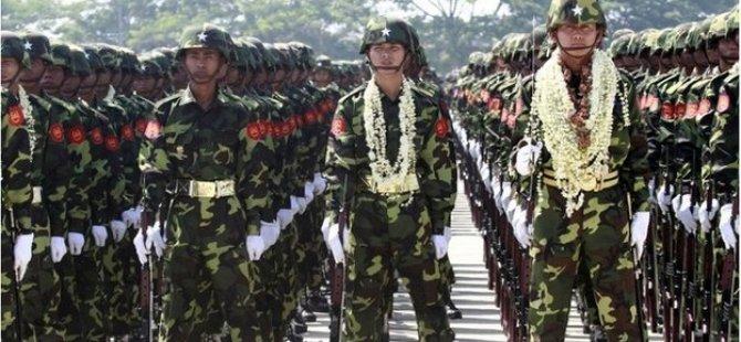 Budist Myanmar hükümetinin hedefi bu defa öğretmenler