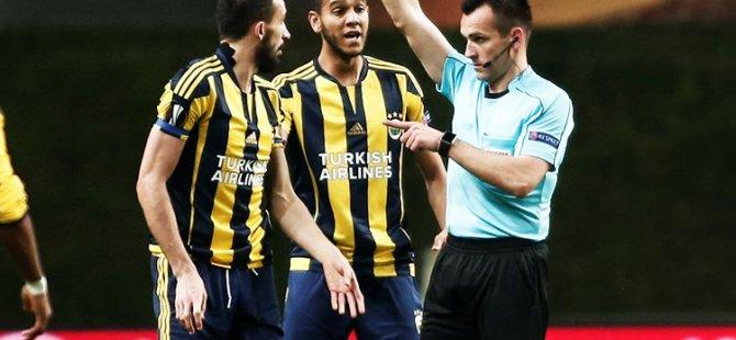 UEFA kabul etti! Skandal hakem Ivan Bebek...
