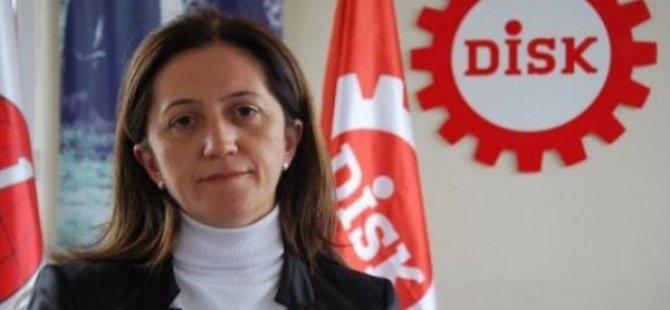 Disk Genel Sekreteri Erdoğan'a Hakaretten Gözaltına Alındı