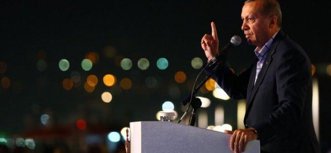 Erdoğan'dan Terim ve Arda'ya büyük destek!