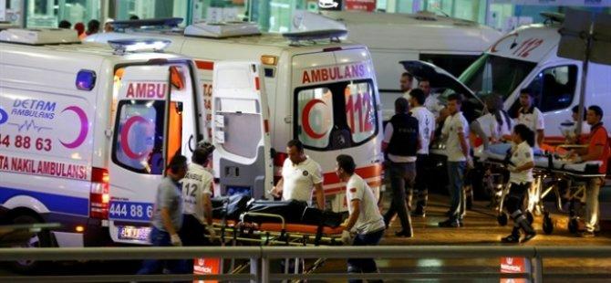 İstanbul'da terör saldırısı: 36 ölü, 147 yaralı