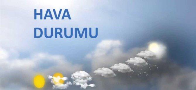 Bugün hava nasıl olacak?Yurtta Hava Durumu 23 Şubat 2018 Cuma