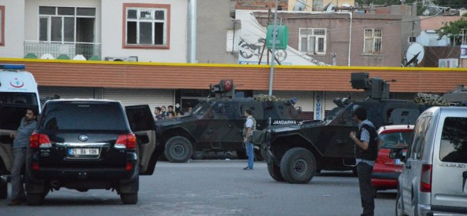 Diyarbakır'dan acı haber: 3 şehit, 2 yaralı
