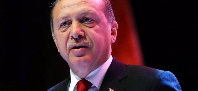 Cumhurbaşkanı Erdoğan çok sert çıktı!